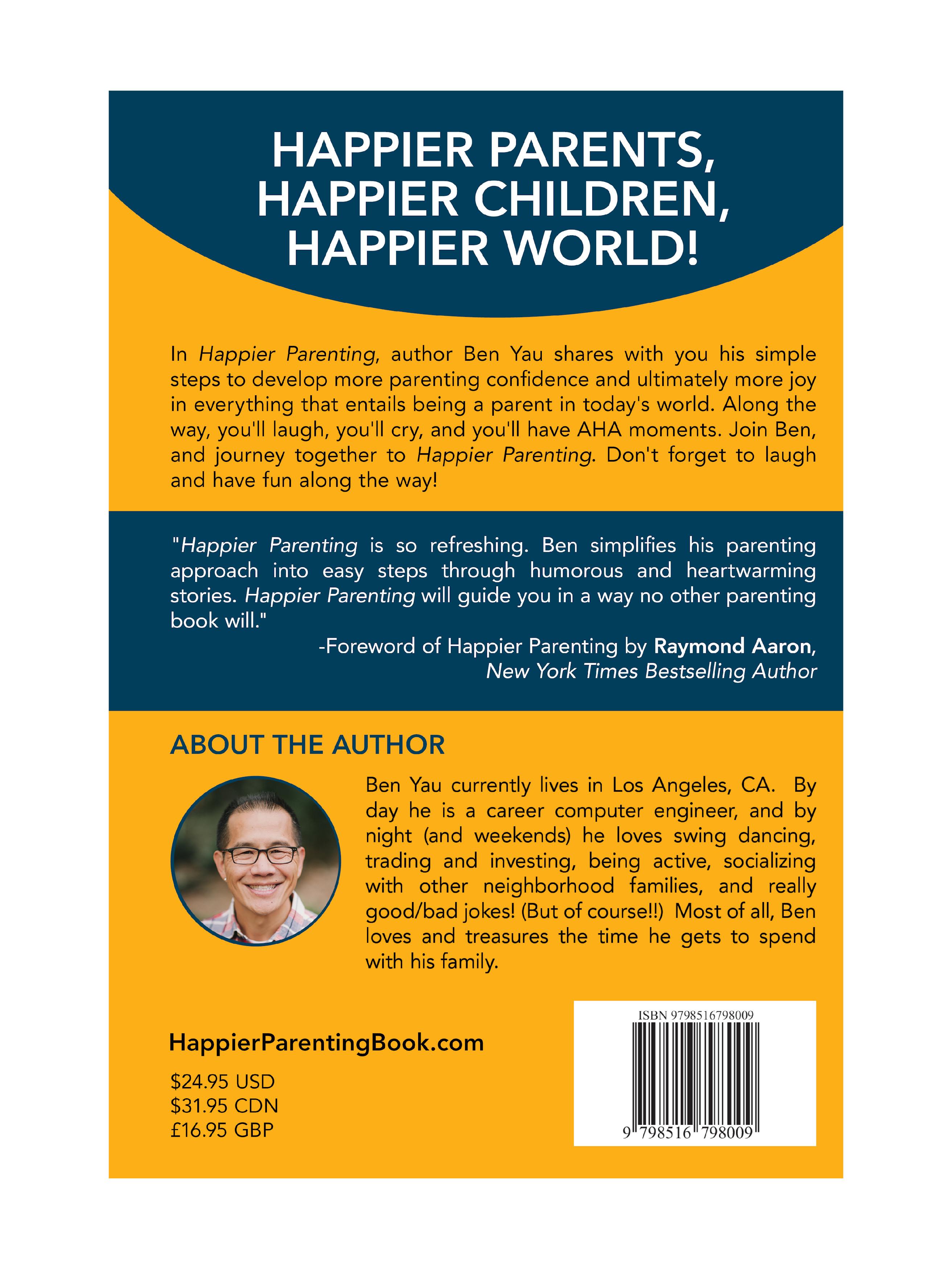 Happier Parenting (Paperback):