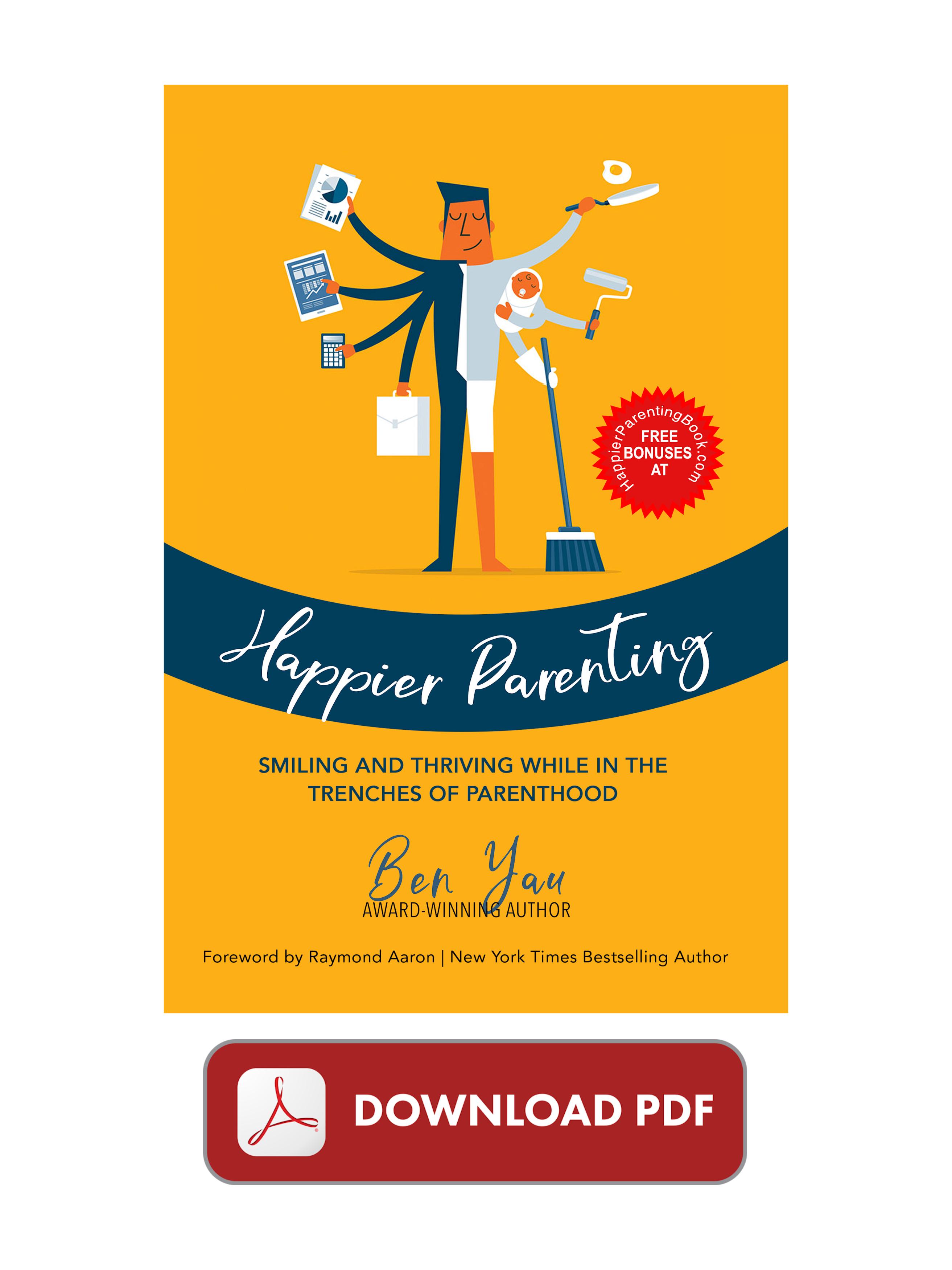 Happier Parenting (PDF Download)